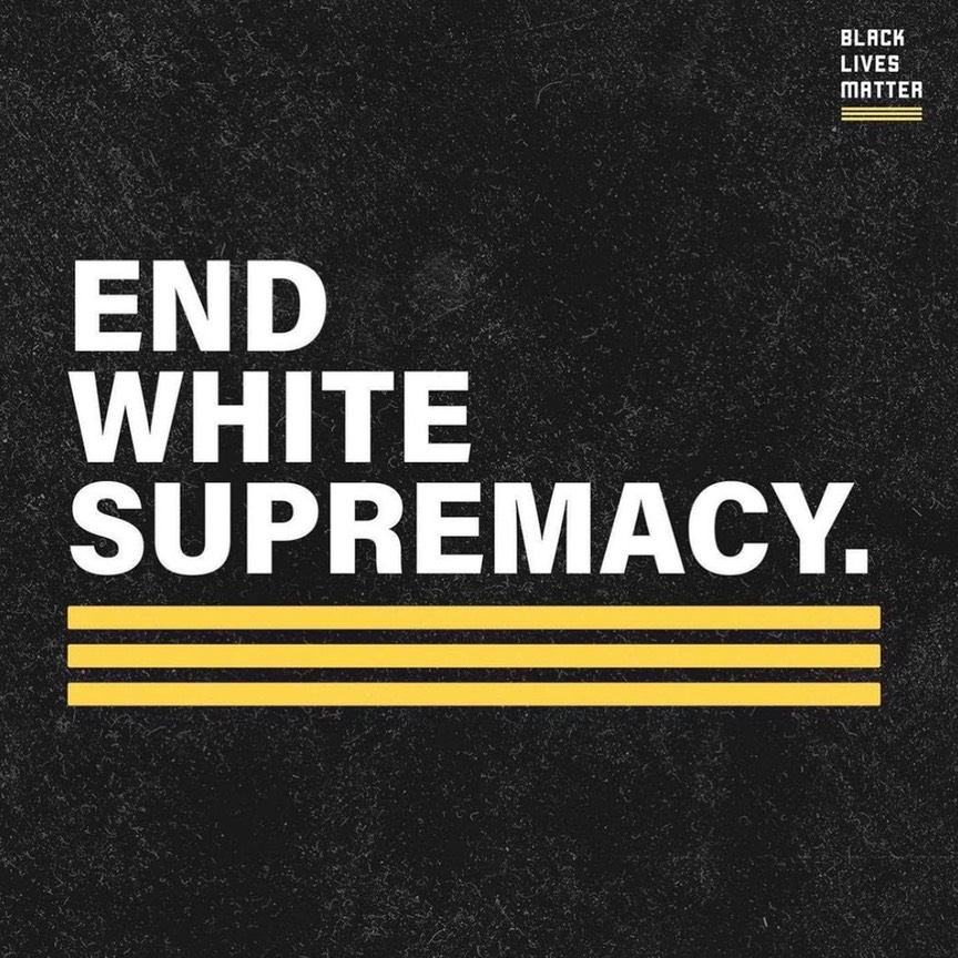 End White Supremacy