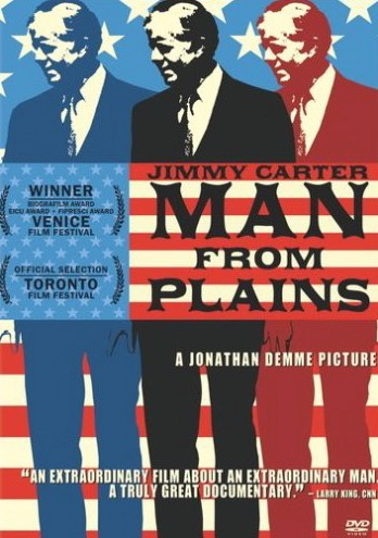 Man from Plains: Image of the cover of the film