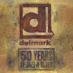 CD cover for Delmark Records 50 Years of Jazz and Blues