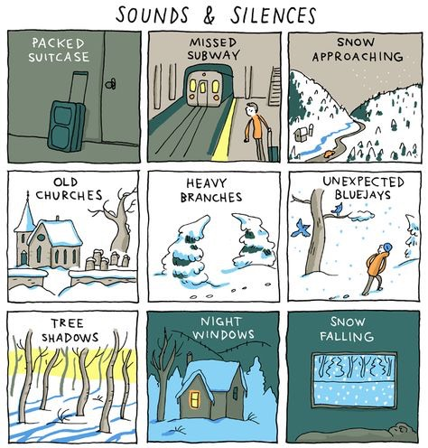 Sounds and Silences
