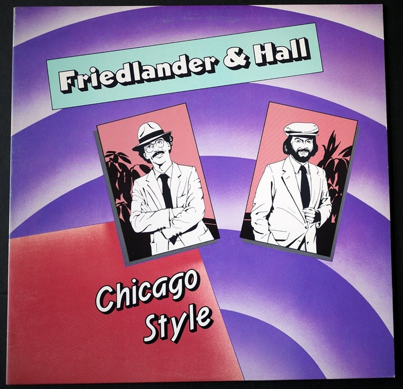 Chicago Style - Friedlander and Hall
