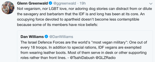 Glenn Greenwald on hasbara