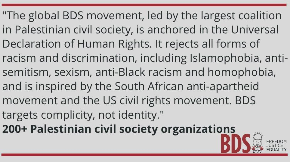 Global BDS Movt statement