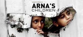 Arna's Children: Image from the cover of the film