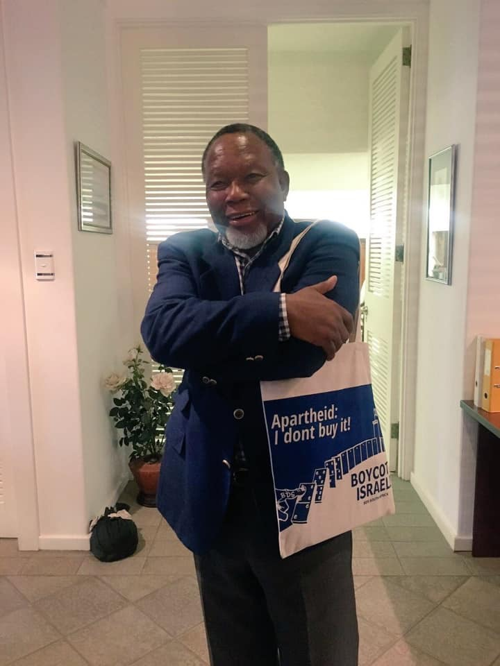 Kgalema Motlanthe - Supports BDS