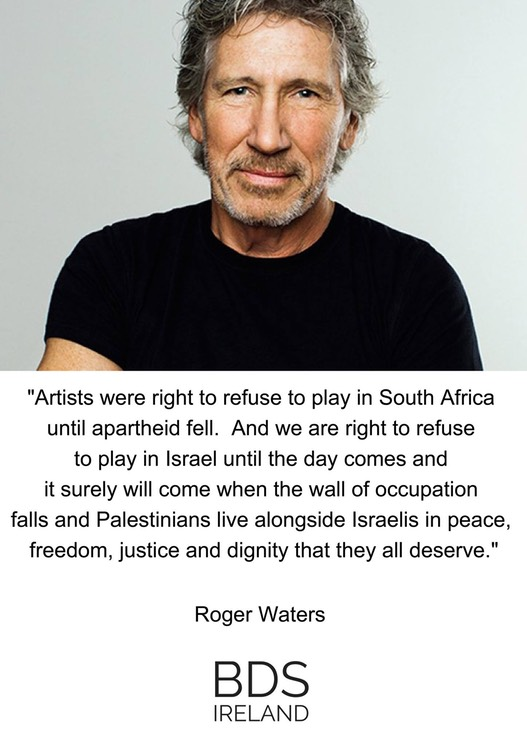 Roger Waters on BDS