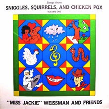 "Songs from Sniggles - ""Miss Jackie"" Weissman"