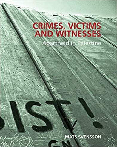 Svensson - Crimes, Victims and Witnesses