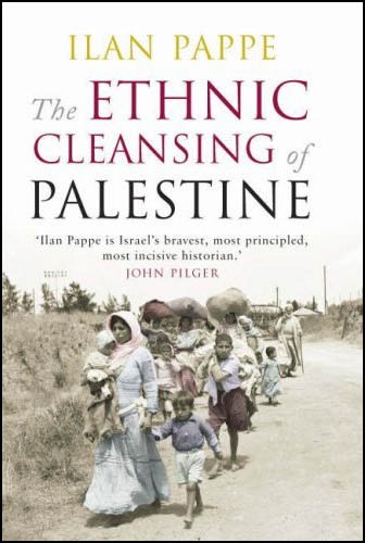 Cover of the book Ethnic Cleansing by Ilam Pappe