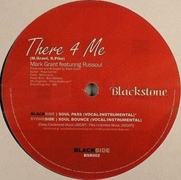 There 4 Me - Vinyl - Mark Grant