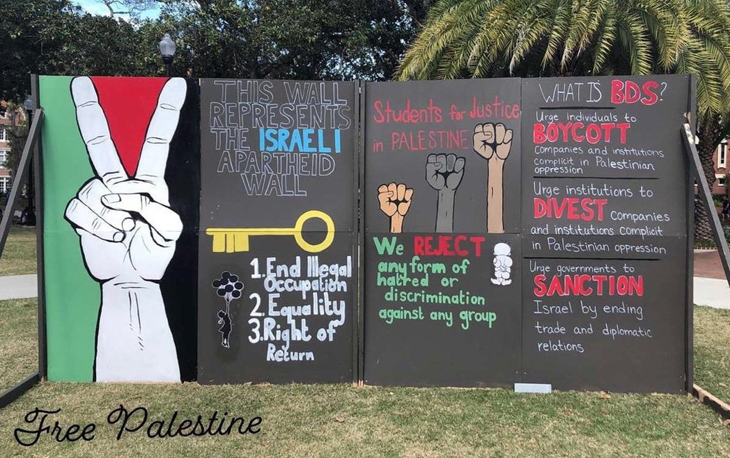 University of Florida Students for Justice in Palestine